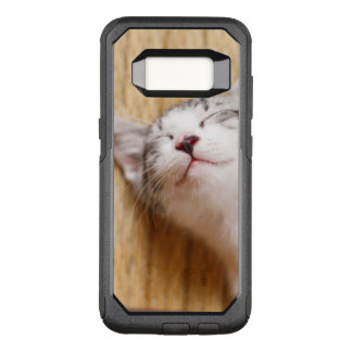 Sleeping Kitten OtterBox Commuter Samsung Galaxy S8 Case