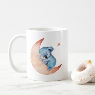 Sleeping Koala bear Coffee mug