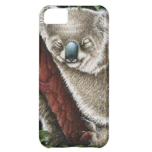 Sleeping Koala Case-Mate Case iPhone 5C Cover