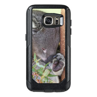 Sleeping Koala OtterBox Samsung Galaxy S7 Case
