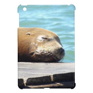 SLEEPING SEA LION iPad MINI CASE