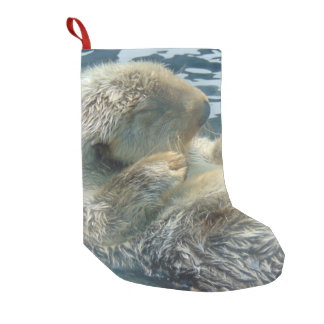 Sleeping Sea Otter Stocking