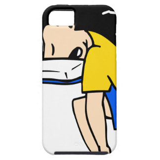 Sleeping Student iPhone 5 Case