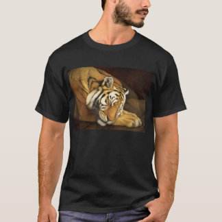 sleeping tiger T-Shirt