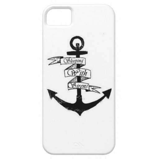 Sleeping with sirens anchor IPhone case iPhone 5 Cases ...