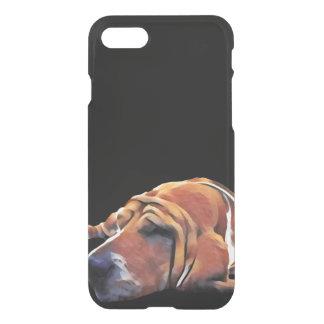 Sleepy Basset iPhone 8/7 Case