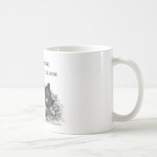 Sleepy Bear Mug