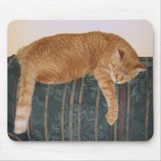Sleepy Cat Mouse Mats