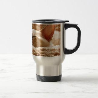 Sleepy Cat Coffee Mug