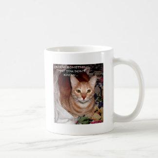 SLEEPY CATS COFFEE MUG