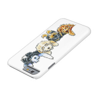 Sleepy Cockapoos Barely There iPhone 6 Case