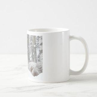 Sleepy Elk coffee mug