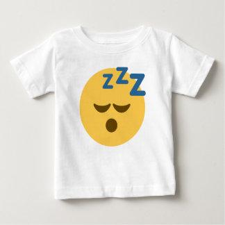 Sleepy Emoji Baby T-Shirt
