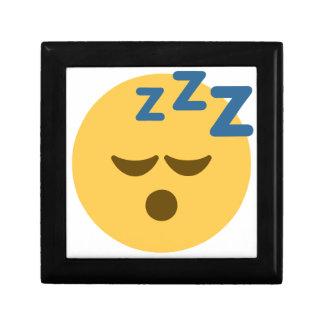 Sleepy Emoji Gift Box