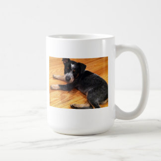 Sleepy Eyes Coffee Mug