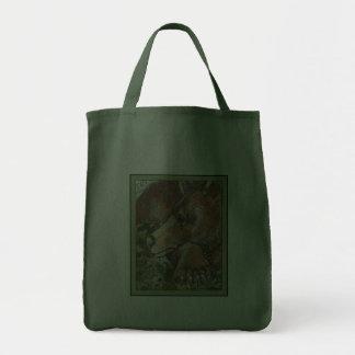 Sleepy Grizzly Bear Bag