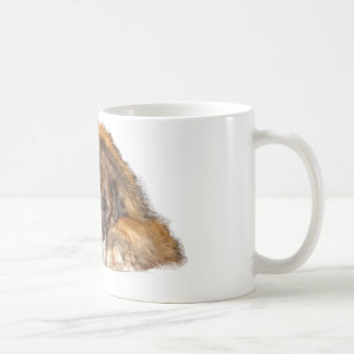 Sleepy Leonberger Coffee Mug