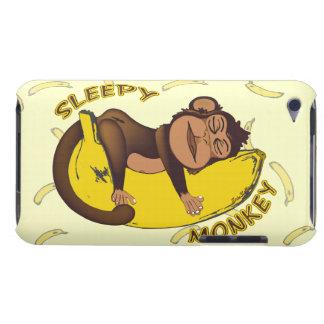 Sleepy MONKEY iPod Touch Case