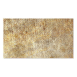 Sleepy Parchment Pack Of Standard Business Cards
