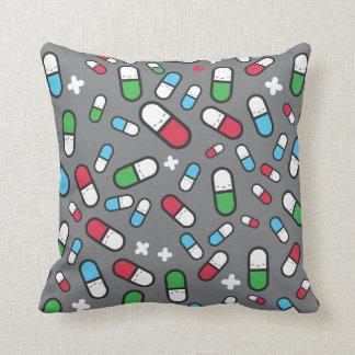 sleepy pills cushion