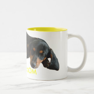 Sleepy Puppy Wake Up Mug