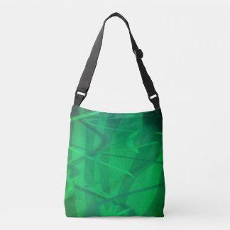 Sleepy Seaweed Crossbody Bag