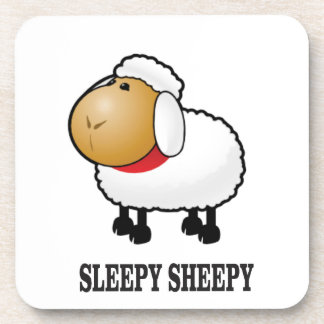 sleepy sheep coaster