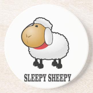 sleepy sheep coaster