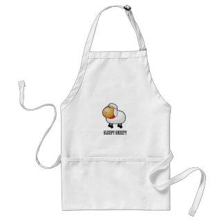sleepy sheep standard apron