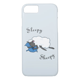 Sleepy Sheepy Phone Case
