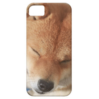 SLEEPY SHIBA iPhone 5 CASES