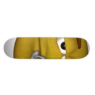 Sleepy Skate Board Deck