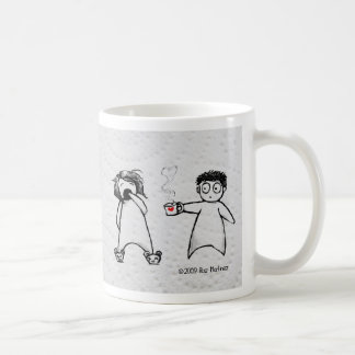 Sleepy sleepy coffee mug