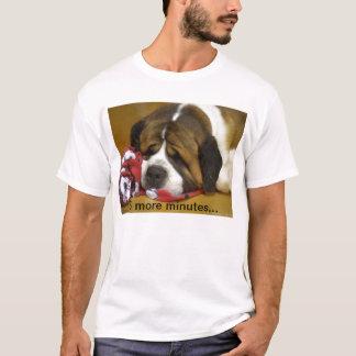 Sleepy St Bernard T-Shirt