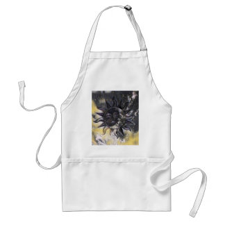 Sleepy Sun Moon Standard Apron