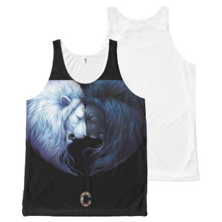 SleeveLess Circus Shirt For Men&Women