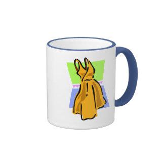 Sleeveless dress mugs