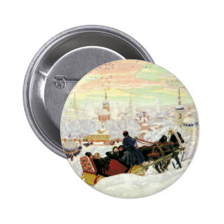 Sleigh Ride Painting Button