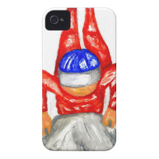 Sleigh Sport Watercolor2 iPhone 4 Case-Mate Case