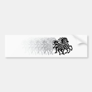 Sleipnir Bumper Sticker