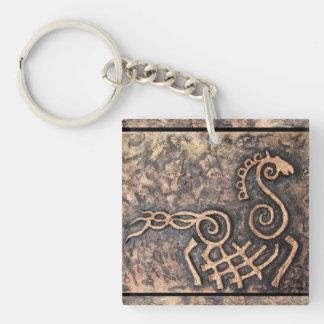 Sleipnir Key Ring