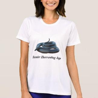 Slender Burrowing Asp Ladies Micro-Fiber Shirts