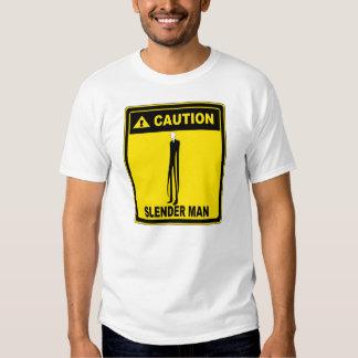 Slenderman Signboard Tshirts