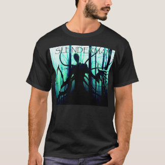 Slenderman Slender man Creepy pasta T-Shirt