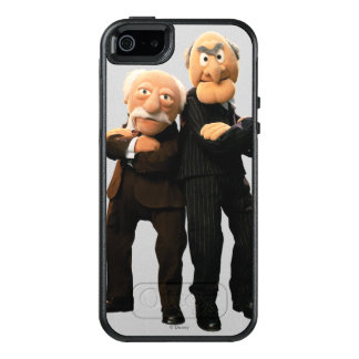Sler And Waldorf Arms Crossed OtterBox iPhone 5/5s/SE Case
