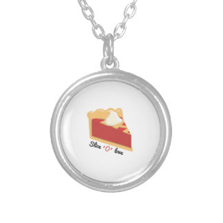 Slice O Love Necklace