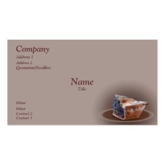 Slice of Apple Pie Business Cards