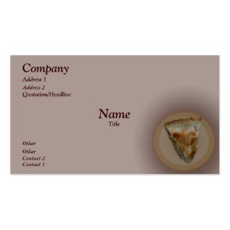 Slice of Apple Pie Business Card