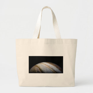 Slice of Jupiter Large Tote Bag