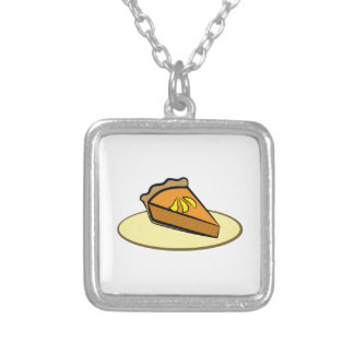 Slice of Pie Necklace